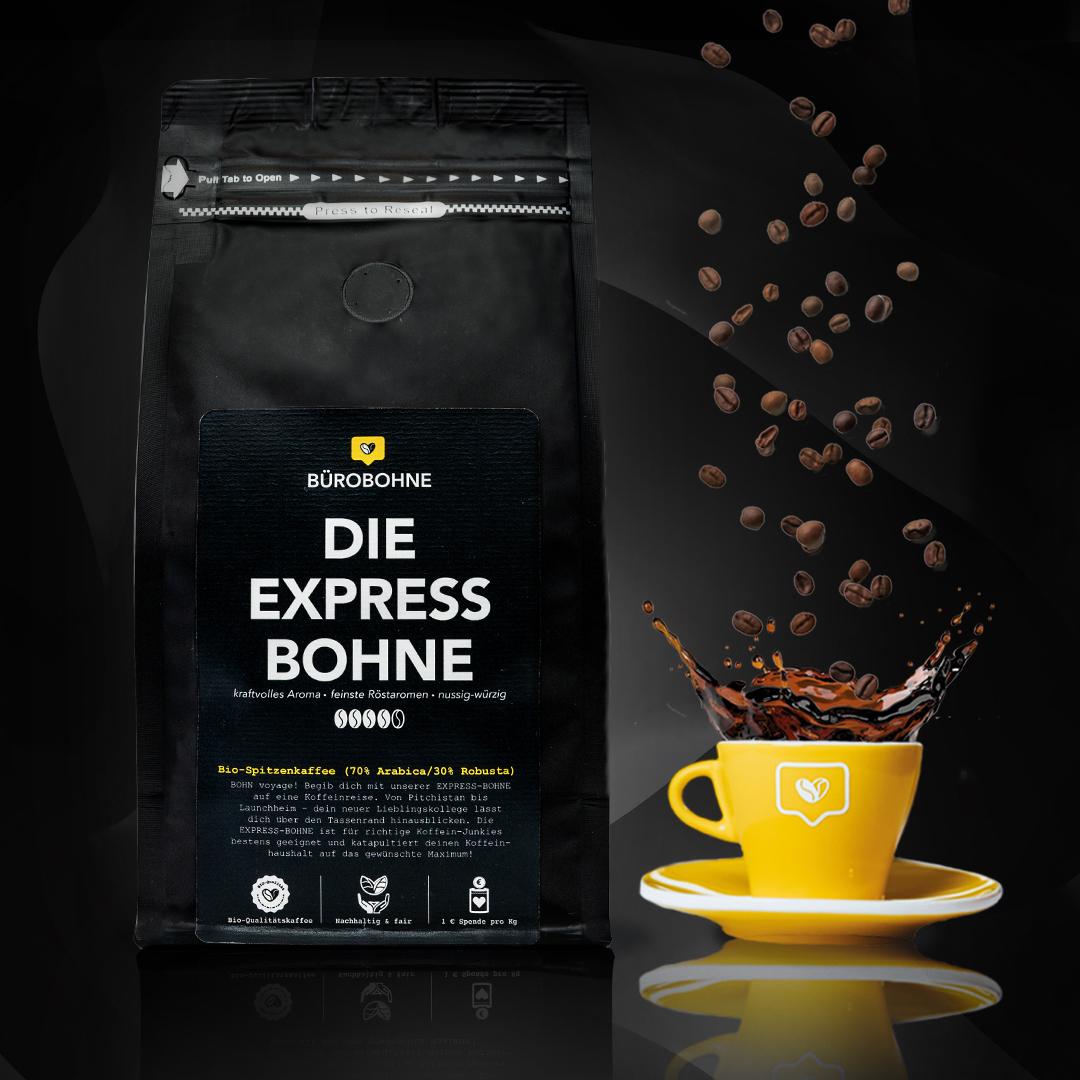 Die EXPRESS-BOHNE